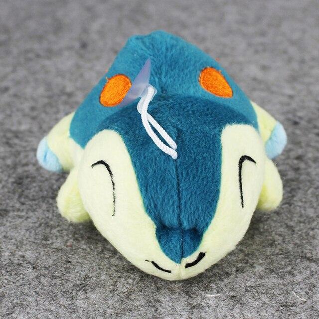 Плюшевая аниме игрушка покемон Синдаквил 2