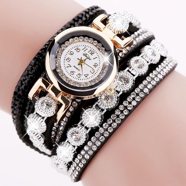 Women Bracelet Quartz Watch 2017
