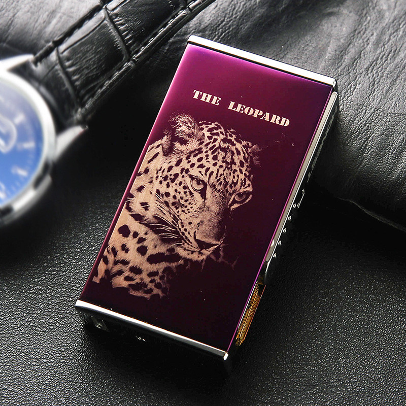 Image 5 - New Patterns USB Lighter Electric Pulse Arc Cigarette Lighter Windproof Thunder Metal Cigarette Plasma Flameless Cigar-in Cigarette Accessories from Home & Garden