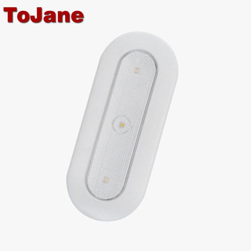 Tojane Night <font><b>Light</b></font> Wireless Night Lamp <font><b>Led</b></font> Closet Night Battery Lamp Motion Bookcase Showcase <font><b>Decorations</b></font> <font><b>Led</b></font> <font><b>Light</b></font> TG203