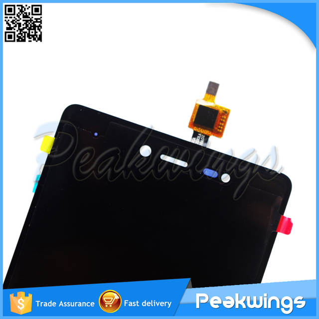 US $14 76 5% OFF|LCD Display For Micromax Canvas 5 E481 E 481 LCD Display  Screen With Touch Screen Assembly-in Mobile Phone LCD Screens from