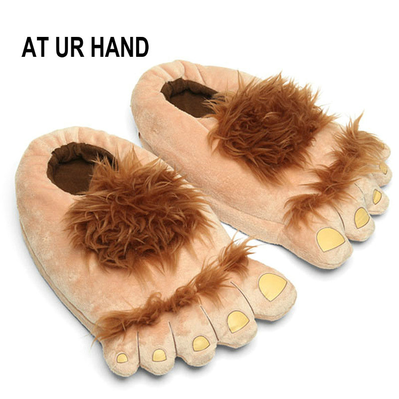 7833d4283 ᗛ Insightful Reviews for feet big feet funny slippers and get free ...