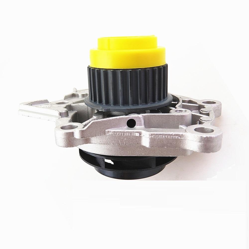 FHAWKEYEQ moteur pompe à eau de refroidissement turbine pour VW CC Passat Beetle Golf Jetta Amarok Scirocco Q3 Q5 A3 S3 A5 S5 A6 06 H 121 010