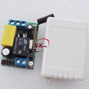 Image 5 - Bett Zimmer Lampe Led lampe AC 220 V Remote Schalter Wand Remote Sender Drahtlose Licht Schalter FRAGEN 315433 Smart Home fernbedienung Schalter