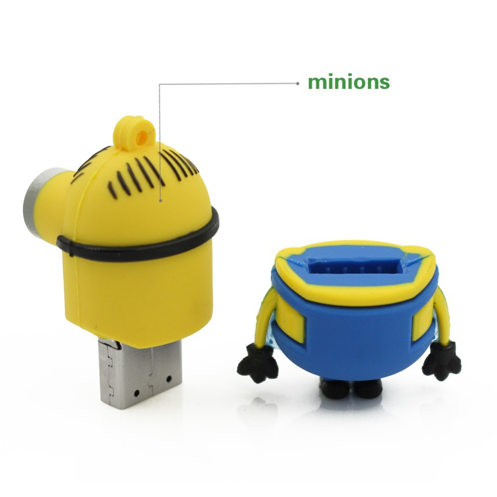 New Lovely Despicable Me USB Flash Disk