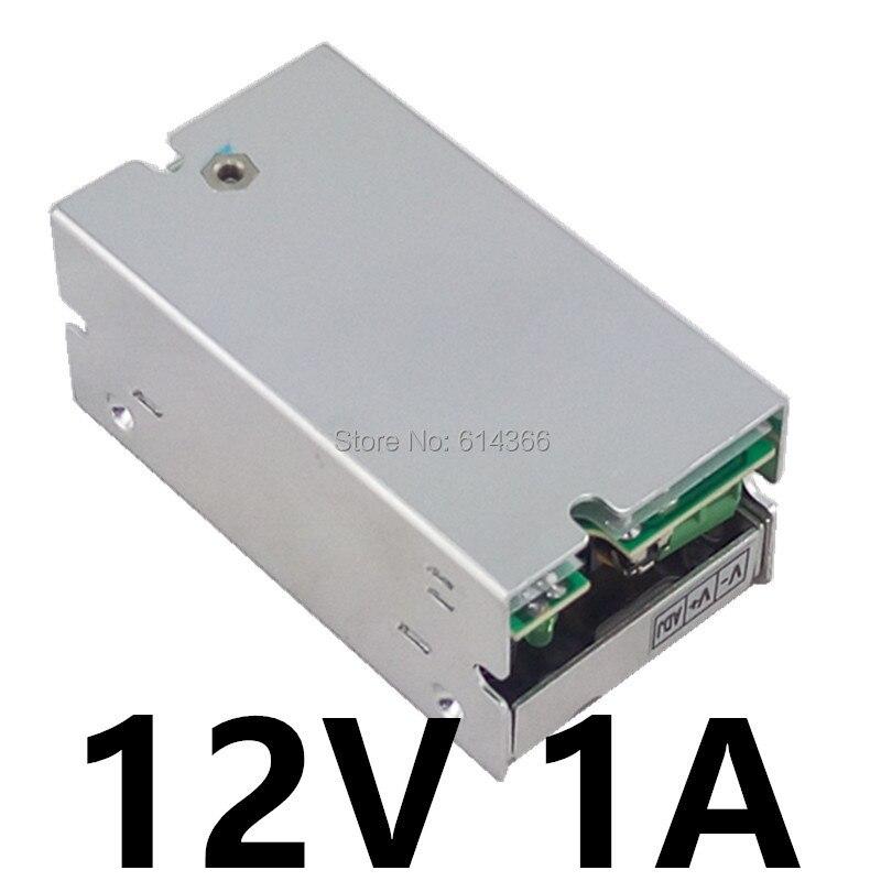 12V Switch LED Power Supply Transformer 1A/2A/3A/4A5A/10A/12A/20A/30A/40A/50A 100-240VAC