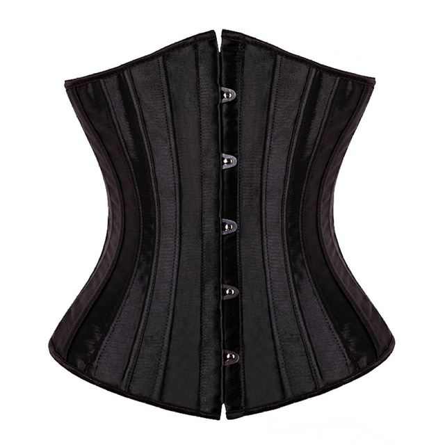 28 Spiral Steel Boned Corsets And Bustiers Tight Lacing Underbuast Waist Trainer floral Corset Sexy  Wedding Corset Steampunk