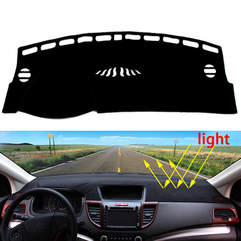 Car dashboard Avoid light pad Instrument platform desk cover Mats Carpets Auto accessories for Volkswagen VW Phaeton 2004 - 2016 for toyota crown 2004 2016 double layer silica gel car dashboard pad instrument platform desk avoid light mats cover sticker