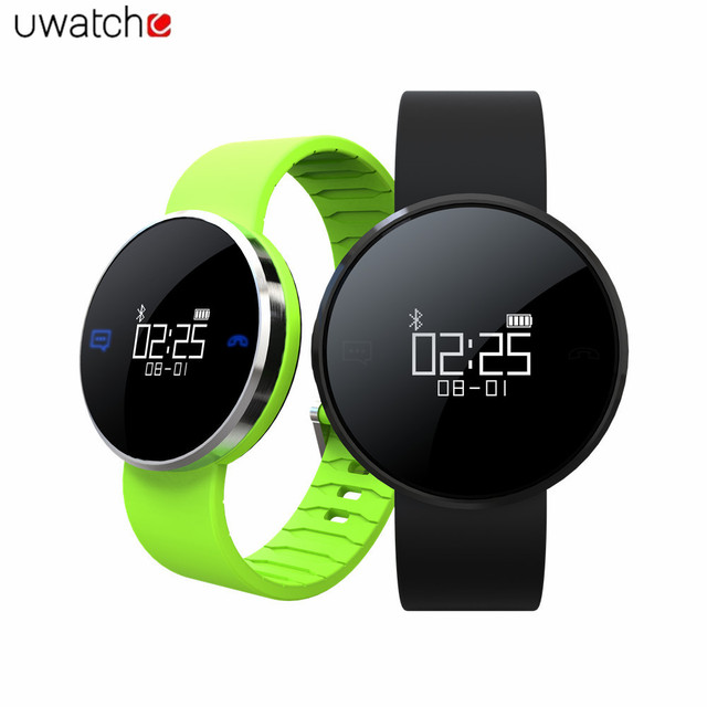 Uwatch UW1X Smart Wristband Smart bracelet Heart Rate Monitor Sport Fitness Tracker Blood Pressure Waterproof For Android IOS