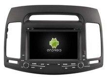 Navirider car dvd autoradio android 6.0 4G lite wifi gps screen Fit for HYUNDAI ELANTRA 2007-2011 bluetooth navigation car dvd