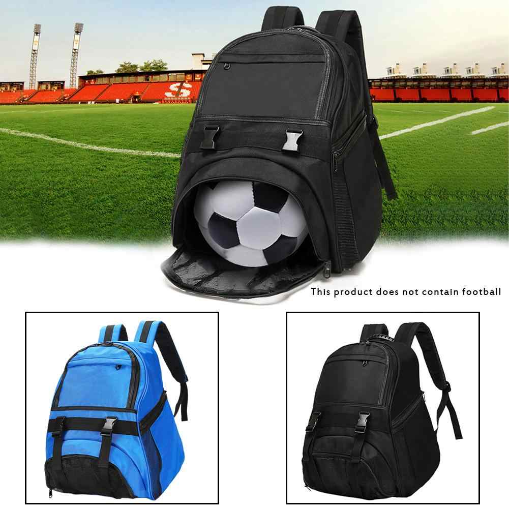 2d9679baf24 Double Shoulder Football Basketball Sports Equipment Backpack 20-35l  Waterproof Oxford Cloth Use For Leisure