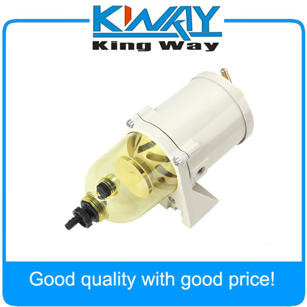 NEW 500FG 500FH Diesel Engine Fuel Water Separator Assembly Include 2010PM Fuel Filter Water Separator Racor