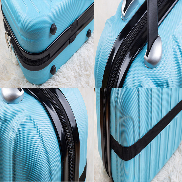 For Women Professional Cosmetic Case Beauty Makeup Necessary Waterproof Cosmetic Bag Suitcase For Adults Portable Cosmetic 6
