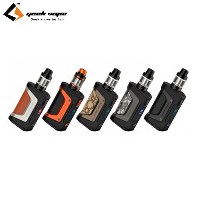 Original Geekvape Aegis Legend 200W Kit and 4ml Aero Mesh sub ohm Tank Electronic Cigarette Kit