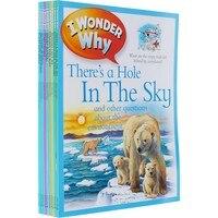 10 Books / Set I Wonder Why Children's English Encyclopediar Kids English Books for Children Story Book Set Thin Version