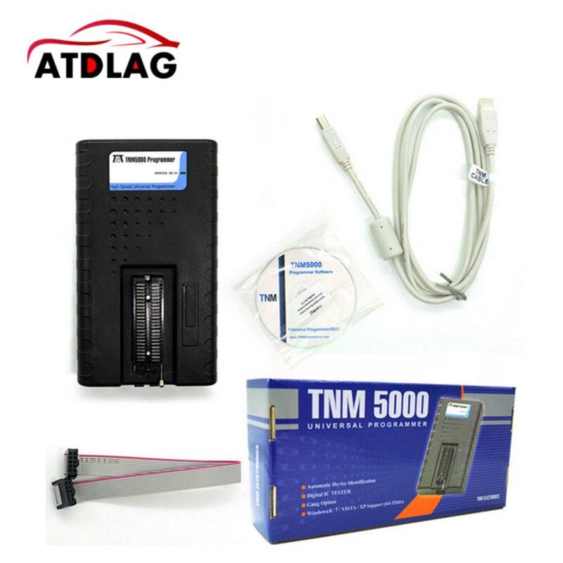 Цена за Хит продаж TNM5000 USB Универсальный программатор специально для автомобиля-оригинальный