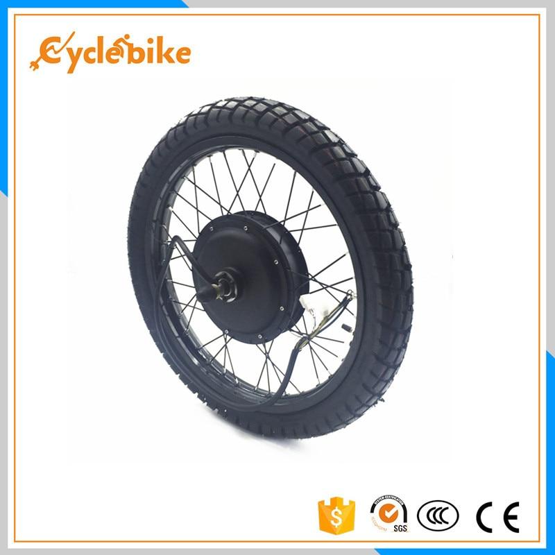 48 v 96 v 3000 w электрический велосипед ступица Мотор колеса 19 мотоцикл 80/100 19 шин