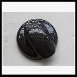 Auto Parts MINI Cooper Accessories Top Quality Carbon Fiber Fuel Tank Covers Gen 2 (1 PC/SET)