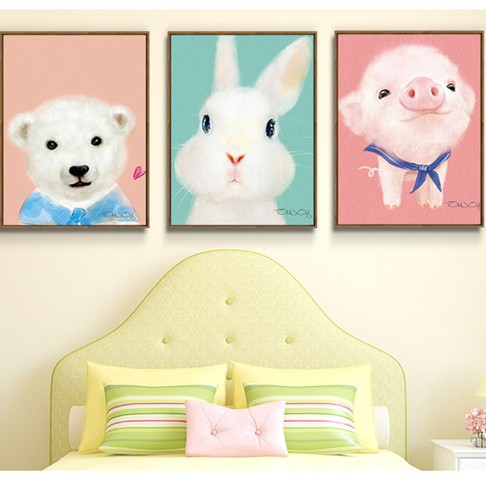 Buy pig wall art and get free shipping on AliExpress.com