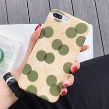Soft TPU Wave Point Phone Case For iPhone XR XS X Xs Max 7 Plus 8 Plus Cases TPU Cover For iPhone 6S Plus Anti-knock Plain Case цена и фото
