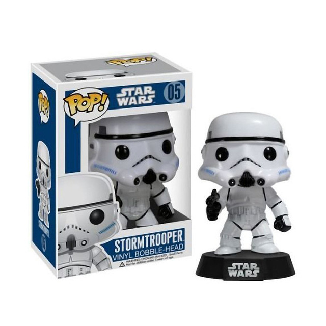 Funko Pop! Star Wars Action Figure – Stormtrooper