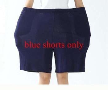 Mferlier Female Nightwear Set Large Size 4XL 5XL 6XL 7XL Ladies Solid Loose Elastic Pink Gray Black Blue Women Pajamas Set 12