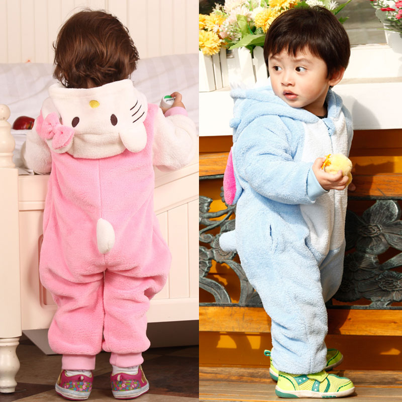 111da1537f41 Baby clothes female 0 - 3 - 6 months old children's clothing 1 - 2 years  old baby boy spring 0-1 year old infant clothes one