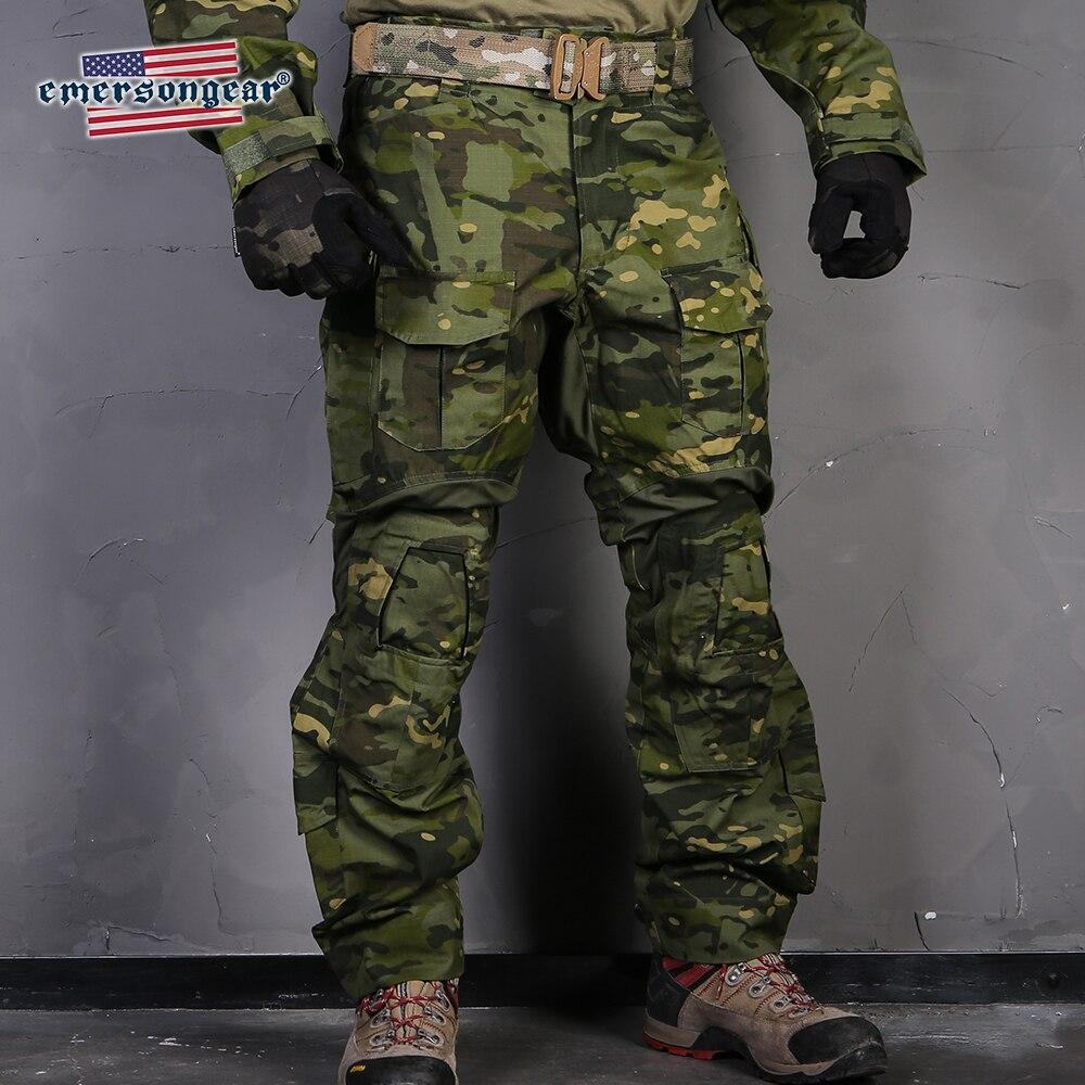 de combate militar tático calças de náilon