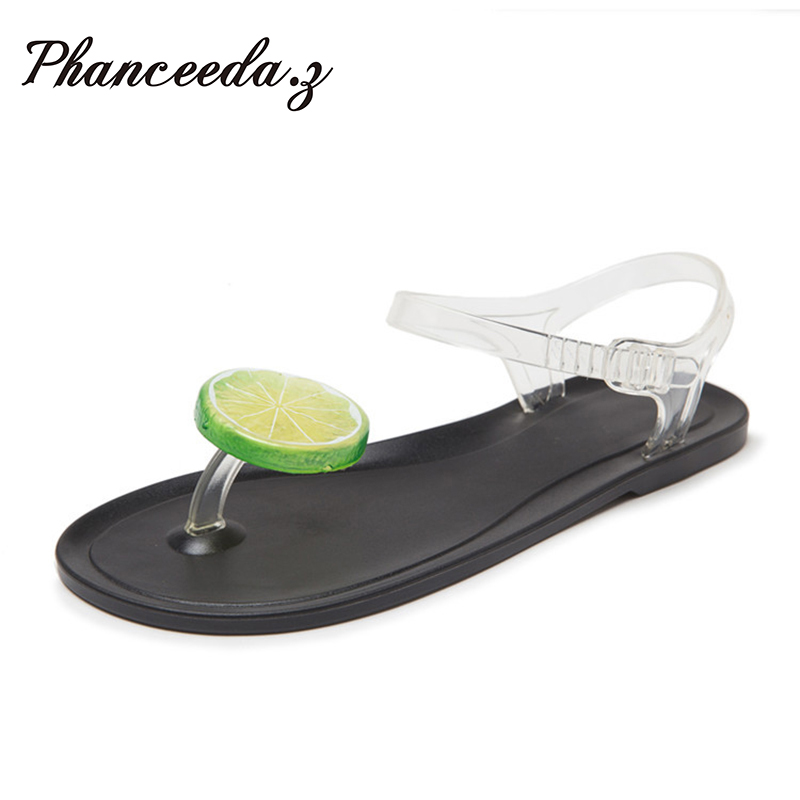 New 2016 Summer Style Shoes Women Sandals Flip Flops Jelly Shoes Fashion Solid Slippers Good Quality Free Shipping excellent quality free shipping new 1pair summer shoes fashion women sandals beach flat wedge flip flops lady slippers