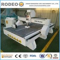 Продажа древесины Cnc маршрутизатор 1325 для мебели/Китай прочные износостойкие деревообрабатывающий станок с ЧПУ Оборудование с вакуумным с