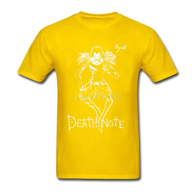 Death Note Short Sleeve T Shirts