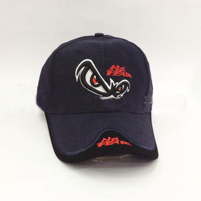 No Fear caminhão chapéu de corridas de carro bonés de beisebol esportes  viseira de sol do algodão fo x chapéu frete grátis em Bonés de beisebol de  ... 3f08bbf9b41