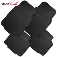 AUTOYOUTH Car Floor Mats Universal Fit