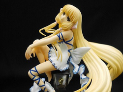 GK 1/10 Chobits Chii Unpainted GK Garage Resin Figure Model Kit