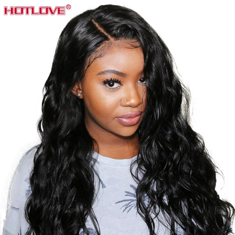 360 Lace Frontal Wig Peruvian Body Wave Lace frontal Human Hair Wigs For Black Women Pre-Plucked With Baby Hair Remy Hair Wig