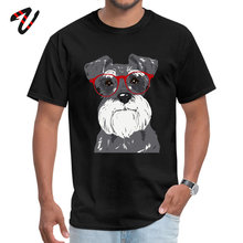 Adult T-shirt Stevie the Schnauzer Man T Shirts New Coming Summer Fall Lgbt Ghostbusters Cotton Tees Tops Fashion T-Shirts