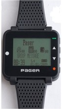 цена на Pocsag paging system receiver, alpha pager watch, text message watch Pager, wireless service call, watch paging receiver
