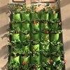 Outdoor 18 Pocket Indoor Balcony Herb Vertical Garden Wall Hanging Planter Bag Felt Plants Bags