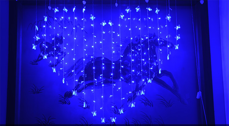aliexpresscom buy 200x150cm elegant wedding backdrops with led lights butterfly wedding decoration centerpieces tree crystal 7 colors from reliable