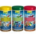 Tetra Pro хрустящий цвет энергии водоросли еда для всех декоративных рыб фидер еды