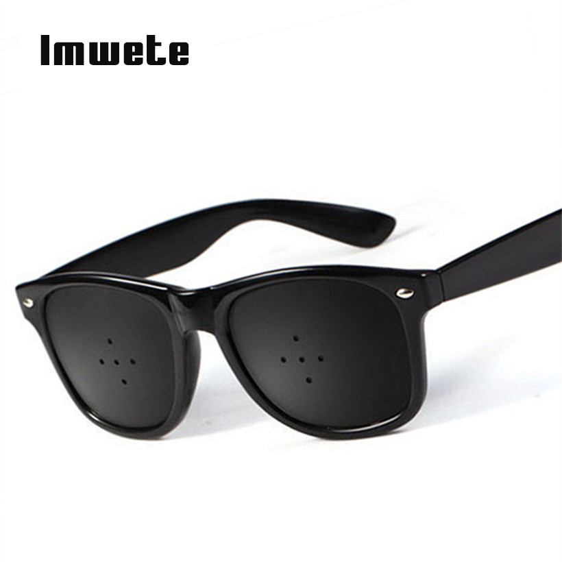 Imwete Exercise Vision Pinhole Glasses Anti Myopia Pinhole
