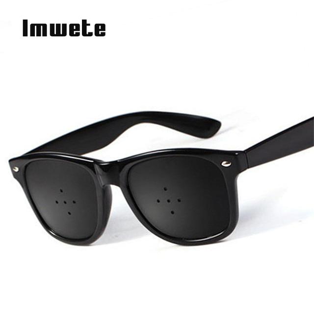 Imwete Exercise Vision Pinhole Glasses Anti Myopia Pinhole