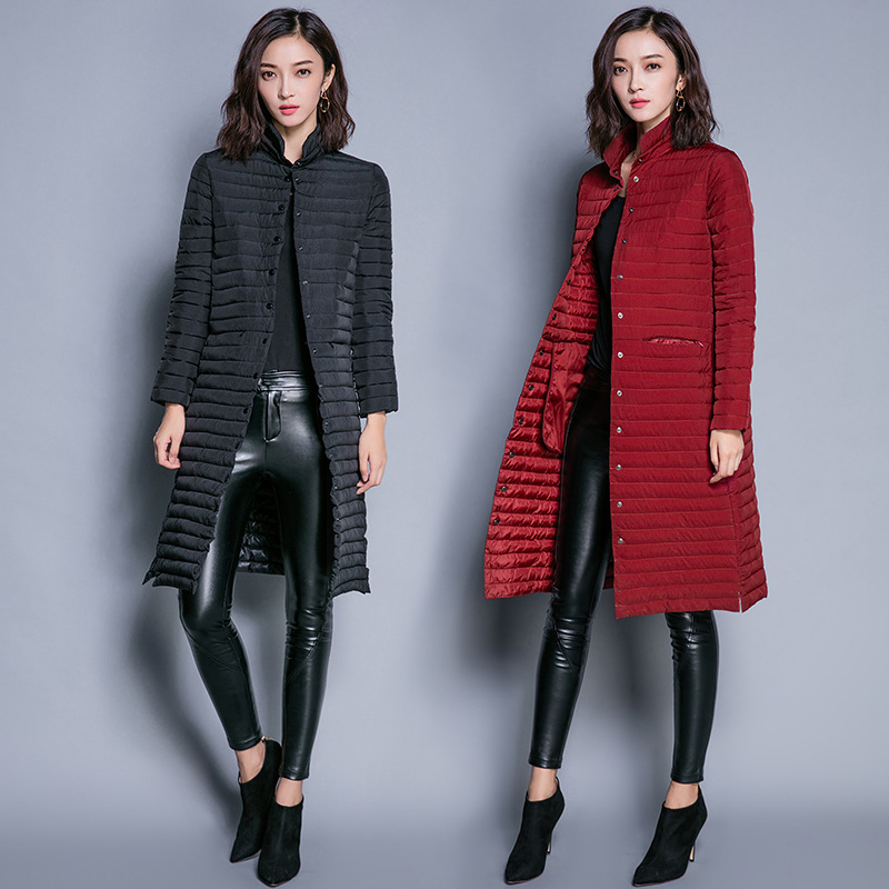 Long Winter Jacket Womens