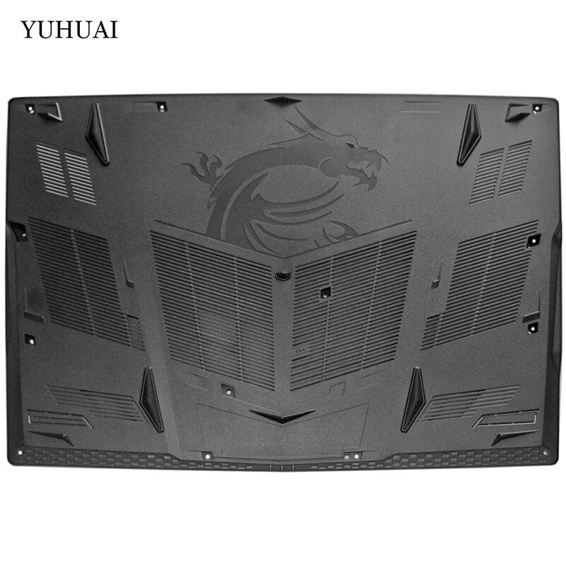 NEW Bottom case FOR MSI GE73 GE73VR Laptop Bottom Base Case Cover