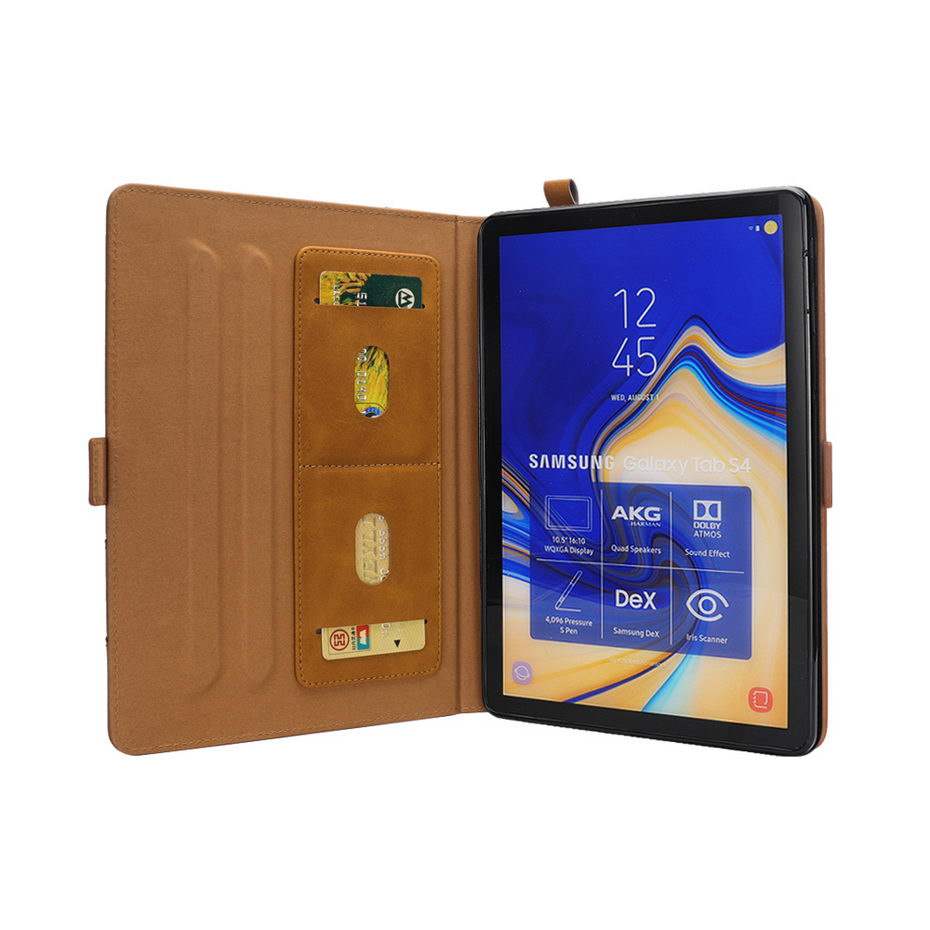 Flip Case For Samsung Galaxy Tab S4 10.5 T830 T835 SM-T830 SM-T835 10.5