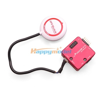 Mini Pixracer Autopilot Xracer FMU V4 PX4 Flight Controller with M8N GPS and SD Card for FPV Multicopter фото