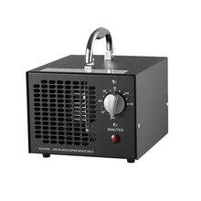Генератор озона 220 в очиститель воздуха озонатор машина портативный озонатор домашний очиститель стерилизатор удаление формальдегида
