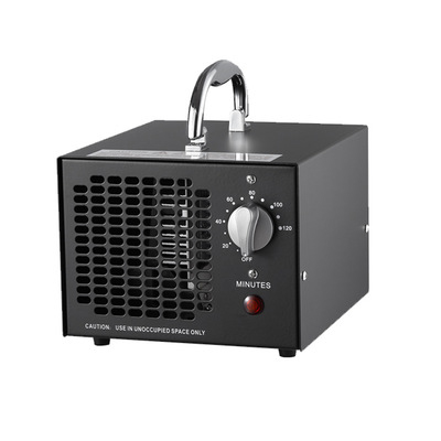 Enerzen Commercial Ozone Generator 3500mg Industrial O3 Air Purifier Deodorizer Sterilizer (3500mg - Black) commercial 3500mg h ozone generator air purifier machine odor smoke industrial