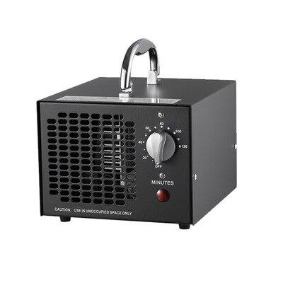 Enerzen Commercial Ozone Generator 3500mg Industrial O3 Air Purifier Deodorizer Sterilizer (3500mg Black)