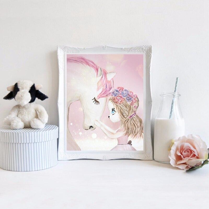 Unicorn Canvas Prints